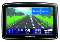 "TomTom XL LIVE IQ Routes Europe, DE Fisso 4.3"" Touch screen 186g Nero navigatore"