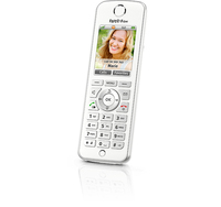 AVM FRITZ!Fon C4 International DECT Bianco