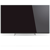 "Toshiba 42L7453DG 42"" Full HD Compatibilità 3D Smart TV Wi-Fi Nero, Argento LED TV"