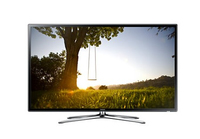"Samsung 46"" LED TV F6340 46"" Full HD Compatibilità 3D Smart TV Wi-Fi Nero LED TV"