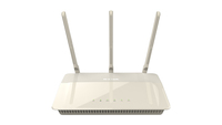 D-Link AC1900 Dual-band (2.4 GHz/5 GHz) Gigabit Ethernet router wireless