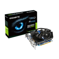 Gigabyte GeForce GTX 650 Ti 1GB GeForce GTX 650 Ti 1GB GDDR5