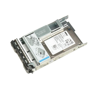 DELL Kit - 1.2TB 10K RPM SAS 6Gbps 2.5in Hot-plug Hard Drive 3.5in HYB CARR 1200GB SAS disco rigido interno