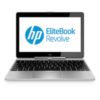 "HP EliteBook Revolve F6H56AW 1.9GHz i5-4300U 11.6"" 1366 x 768Pixel Touch screen Argento Ibrido (2 in 1)"