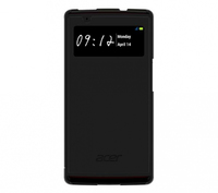 Acer Liquid E3 Flip Case Black Custodia a libro Nero