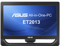 "ASUS ET 2013IUTI-B50M 2.4GHz G1620T 20"" 1600 x 900Pixel Touch screen Nero PC All-in-one"