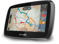 "TomTom GO 600 EU-T/LTM+Traffic/Speak & Go Fisso 6"" Touch screen 300g Nero navigatore"