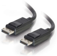 C2G 6ft. DisplayPort m/m 1.82m DisplayPort DisplayPort Nero