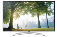 "Samsung UE50H6400AW 50"" Full HD Compatibilità 3D Smart TV Wi-Fi Nero, Argento LED TV"