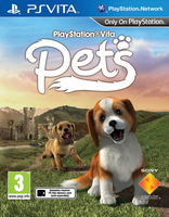 Sony Pets, PS Vita Basic PlayStation Vita ITA videogioco