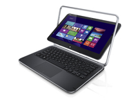 "DELL XPS 12 1.6GHz i5-4200U 12.5"" 1920 x 1080Pixel Touch screen Nero, Argento Computer portatile"