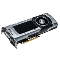 Gigabyte GV-NTITANBLKGHZ-6GD-B GeForce GTX TITAN 6GB GDDR5 scheda video