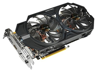 Gigabyte GV-N760WF2OC-2GD GeForce GTX 760 2GB GDDR5 scheda video