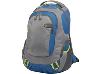 "HP 15.6"" Outdoor Sport Backpack 15.6"" Zaino Blu, Verde, Grigio"