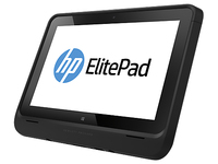 "HP ElitePad POS G2 1.59GHz Z3795 10.1"" 1920 x 1200Pixel Touch screen Nero terminale POS"