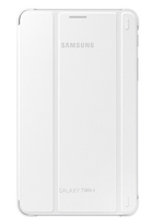 "Samsung Book Cover 7"" Custodia a libro Bianco"