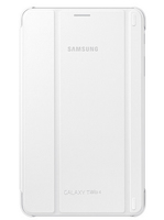 "Samsung Book Cover 8"" Custodia a libro Bianco"