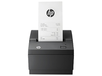 HP Value Serial USB Receipt Termica diretta POS printer 203 x 203DPI Nero
