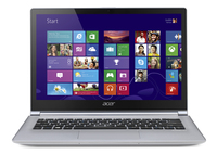 "Acer Aspire 392G-54204G50tws 1.6GHz i5-4200U 13.3"" 1920 x 1080Pixel Touch screen Argento, Bianco Computer portatile"