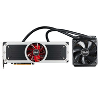 ASUS R9295X2-8GD5 Radeon R9 295X2 8GB GDDR5 scheda video