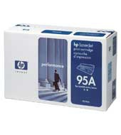 HP 95A Laser cartridge 4000pagine Nero