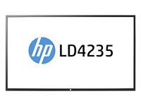 "HP LD4235 41.92"" Full HD IPS Nero monitor piatto per PC"