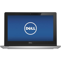"DELL Inspiron 3135 1GHz A6-1450 11.6"" 1366 x 768Pixel Touch screen Nero, Argento Computer portatile"