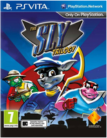 Sony The Sly Trilogy Basic PlayStation Vita videogioco