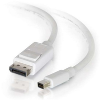 C2G 3ft Mini DP / DP 0.9m DisplayPort Mini DisplayPort Bianco