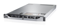 DELL PowerEdge R620 2.1GHz E5-2620V2 495W Rastrelliera (1U) server