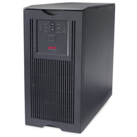 APC Smart-UPS XL, 3000VA, 120V, Tower/Rack Convertible 3000VA Nero gruppo di continuità (UPS)