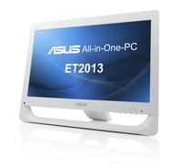 "ASUS ET ET2013IUTI-W011M 3GHz i3-3240T 20"" 1600 x 900Pixel Touch screen Bianco PC All-in-one All-in-One PC"