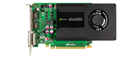 DELL 490-BBRD Quadro 2000 2GB GDDR5 scheda video
