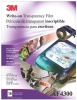 3M Write-On Film AF4300 pellicola trasparente