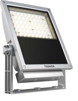Toshiba E-CORE LED FLOODLIGHT 5500 Outdoor wall lighting LED Argento