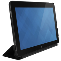 "DELL 460-BBJT 10.8"" Custodia a libro Nero custodia per tablet"