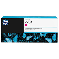 HP 773A 775-ml Magenta Designjet Ink Cartridge testina stampante