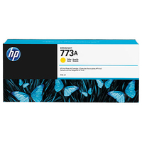 HP 773A 775-ml Yellow Designjet Ink Cartridge testina stampante