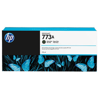 HP 773A 775-ml Matte Black Designjet Ink Cartridge testina stampante