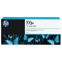 HP 773A 775-ml Light Gray Designjet Ink Cartridge testina stampante