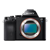Sony a ILCE-7S