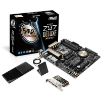 ASUS Z97-Deluxe (NFC & WLC) Intel Z97 LGA 1150 (Socket H3) ATX scheda madre