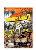 Sony Borderlands 2, PS Vita PlayStation Vita videogioco