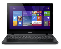 "Acer TravelMate 115-MP-P7X8 2.16GHz N3530 11.6"" 1366 x 768Pixel Touch screen Nero Computer portatile"