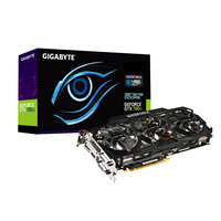 Gigabyte GV-N78TWF3-3GD GeForce GTX 780 Ti 3GB GDDR5 scheda video