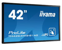 "iiyama ProLite TH4264MIS-B1 AG Digital signage flat panel 42"" LED Full HD Nero"