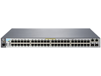 HP 2530-48-PoE+ Managed network switch L2 Fast Ethernet (10/100) Supporto Power over Ethernet (PoE) 1U Grigio