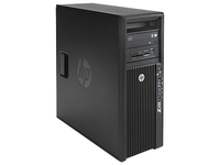 HP Z420 3.7GHz E5-1620V2 Mini Tower Nero PC