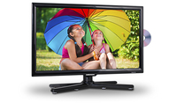 "MEDION LIFE P12187 18.5"" HD Nero LED TV"