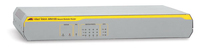Allied Telesis AT-AR415S Collegamento ethernet LAN Argento, Giallo router cablato